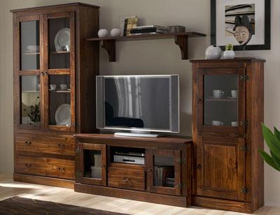 Composicion1 mueble salon comedor vitrina