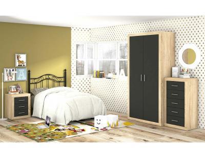 Dormitorio juvenil moderno 69