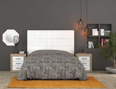 Dormitorio matrimonio cambria blanco mulano lara