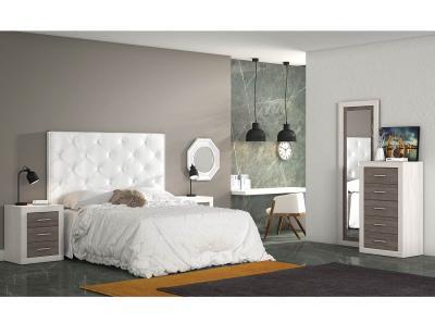 Dormitorio matrimonio moderno 34