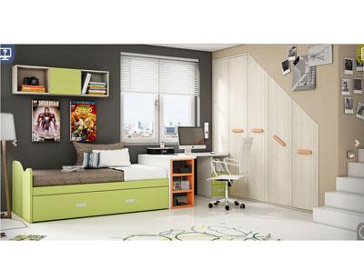 Ih065 dormitorio juvenil
