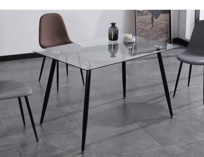 Mesa comedor  cristal suecia