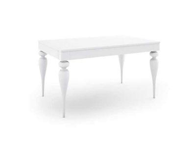 Mesa modelo pata torneada n2
