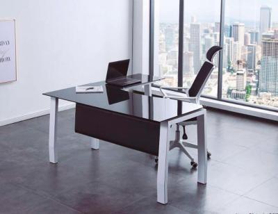 Mesa oficina negro blake