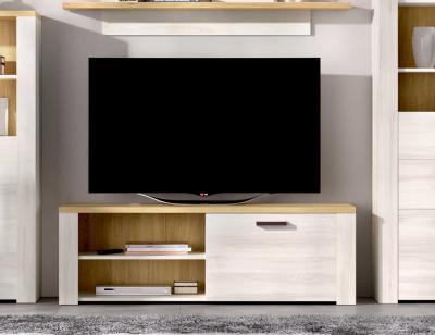 Mueble bajo tv siena
