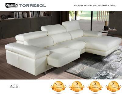Sofa ace torresol piel