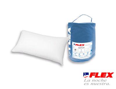 Almohada flex natur fibra8
