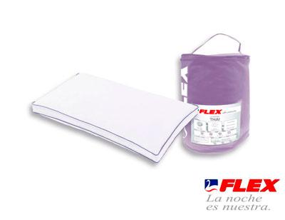 Almohada flex thai fibra gel7