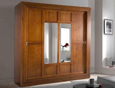 Ar10 armario puertas correderas lunas