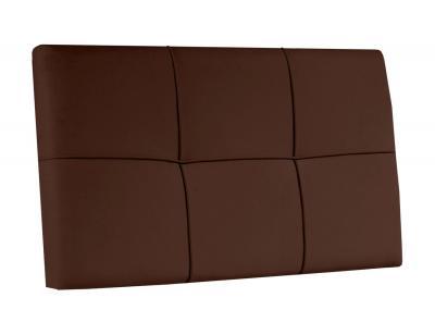 Cabecero tapizado  chocolate square 100