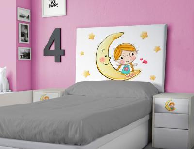 Cabecero unicornio moon
