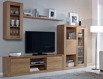 Composicion 5 mueble salon comedor