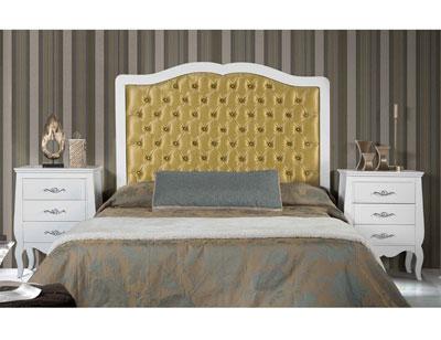Composicion02 dormitorio matrimonio cabecero tapizado