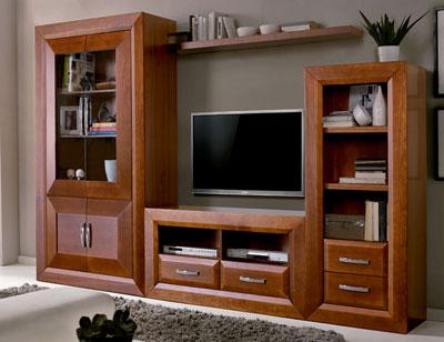 Composicion1 283cm mueble salon comedor