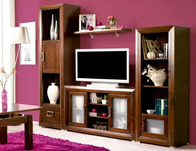 Composicion31 mueble salon comedor libreros