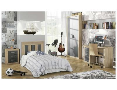 Dormitorio juvenil 74