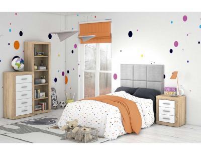 Dormitorio juvenil moderno 73