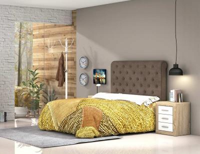 Dormitorio matrimonio cambria 51