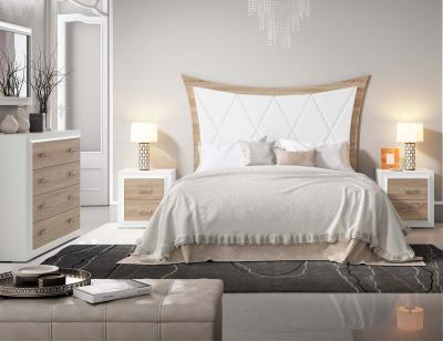 Dormitorio matrimonio cambrian nieve 3