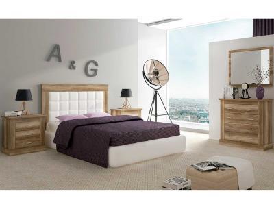 Dormitorio matrimonio chellen cabecero polipeil