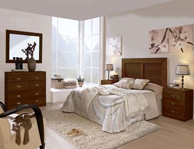 Dormitorio matrimonio comoda