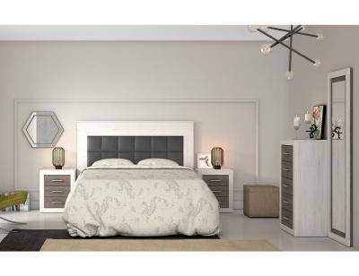 Dormitorio matrimonio moderno 31