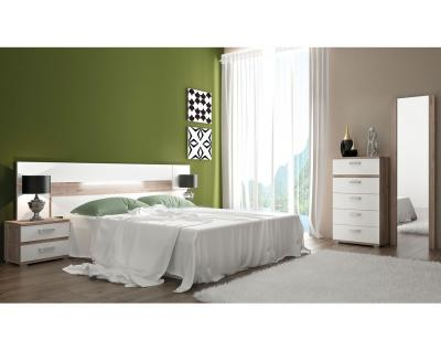Dormitorio matrimonio nelson blanco cordoba 1