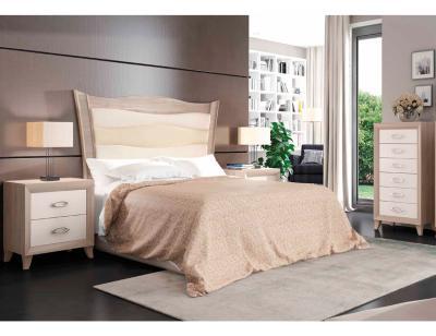 Dormitorio matrimonio romantico 5