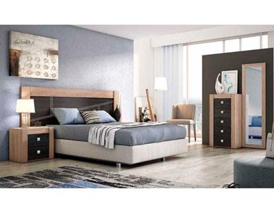 Dormitorio moderno cambrian ceniza 04a