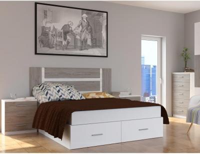 Dormitorio monika cabecero