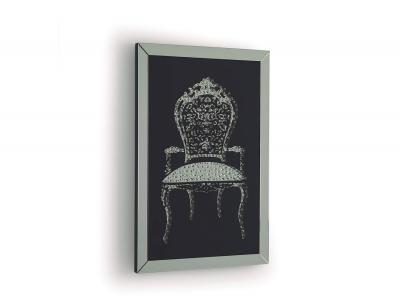 Espejo decorativo silla e126