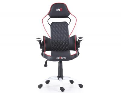 Gamer blanco rojo