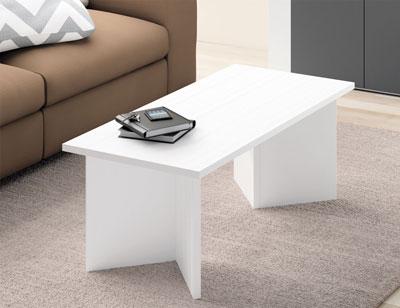 Mesa centro blanco 427