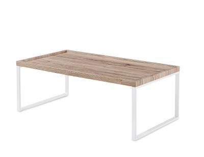 Mesa centro mdf roble tray