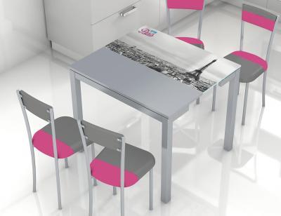 Mesa cocina extensible 225 bjp