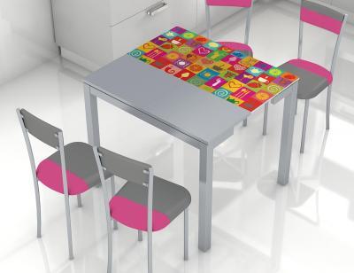 Mesa cocina extensible 225 fad1