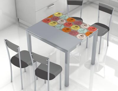 Mesa cocina extensible 225 lvf
