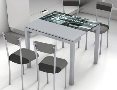 Mesa cocina extensible 225 sbn