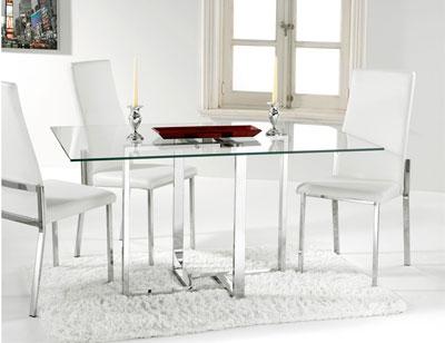 Silla oficina o despacho con apoya brazos y regulable en - Mesas comedor cristal ...