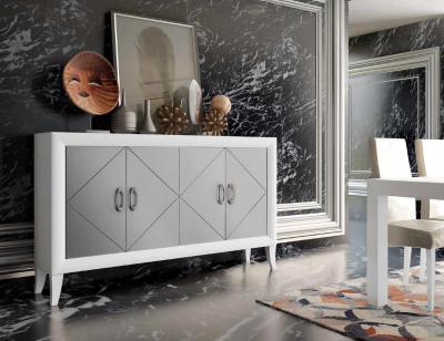 Mueble aparador romantico
