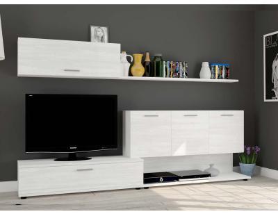 Mueble salon aga blanco