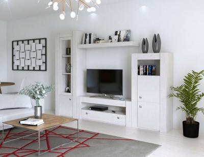 Mueble salon ibiza artico