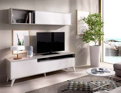 Mueble salon k5084843 cemento
