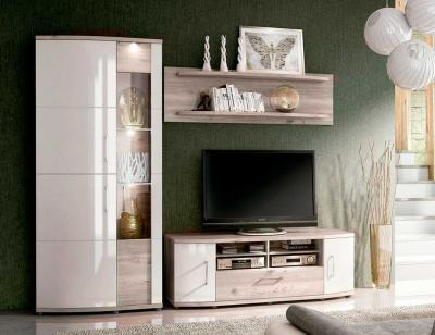 Mueble salon luces leds nelson 2