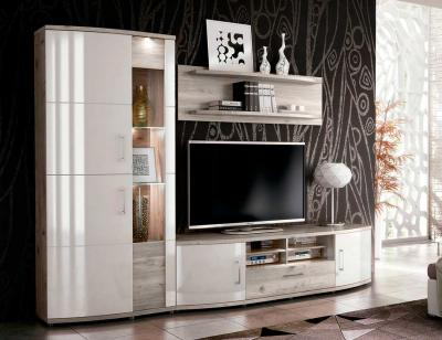 Mueble salon luces leds nelson 5