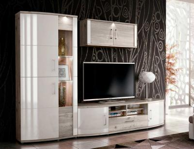 Mueble salon luces leds nelson 6