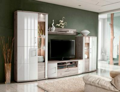 Mueble salon luces leds nelson 7