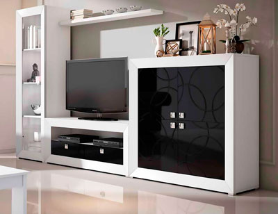 Mueble salon moderno 01