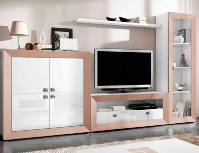 Mueble salon moderno 05