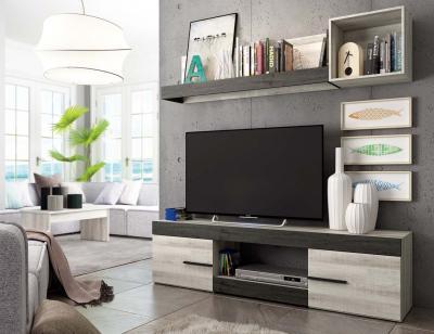 Mueble salon moderno 4